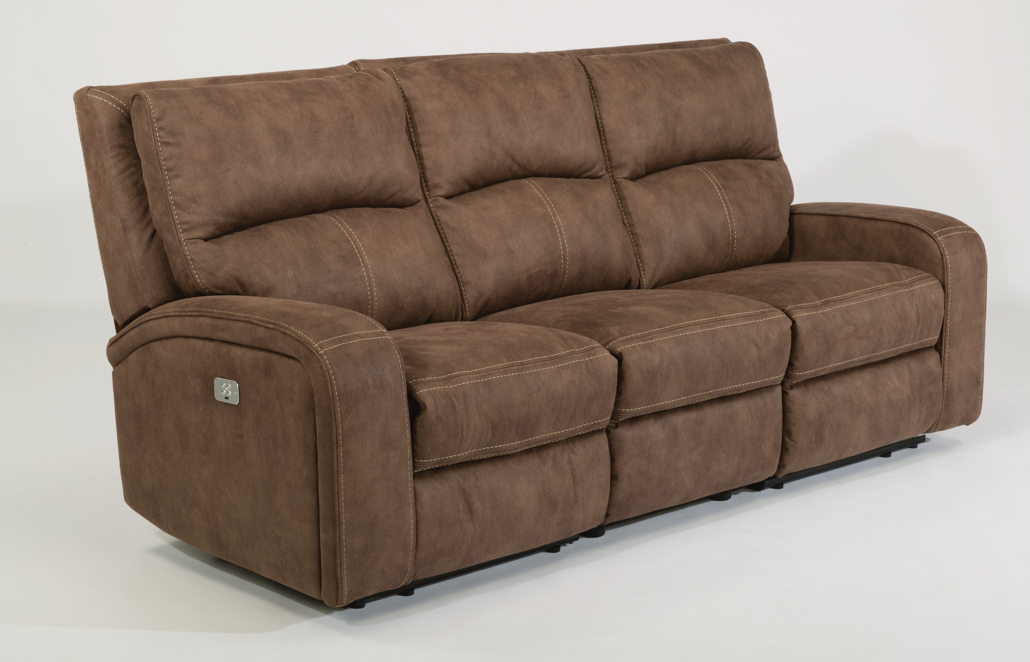 Flexsteel Rhapsody Power Sofa Johnson Furniture Mattress