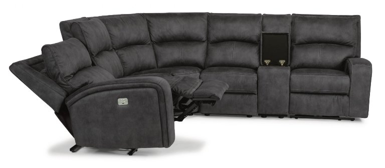 Flexsteel Rhapsody Power Sectional