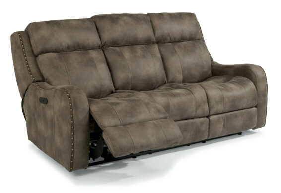 Flexsteel Springfield Power Sofa