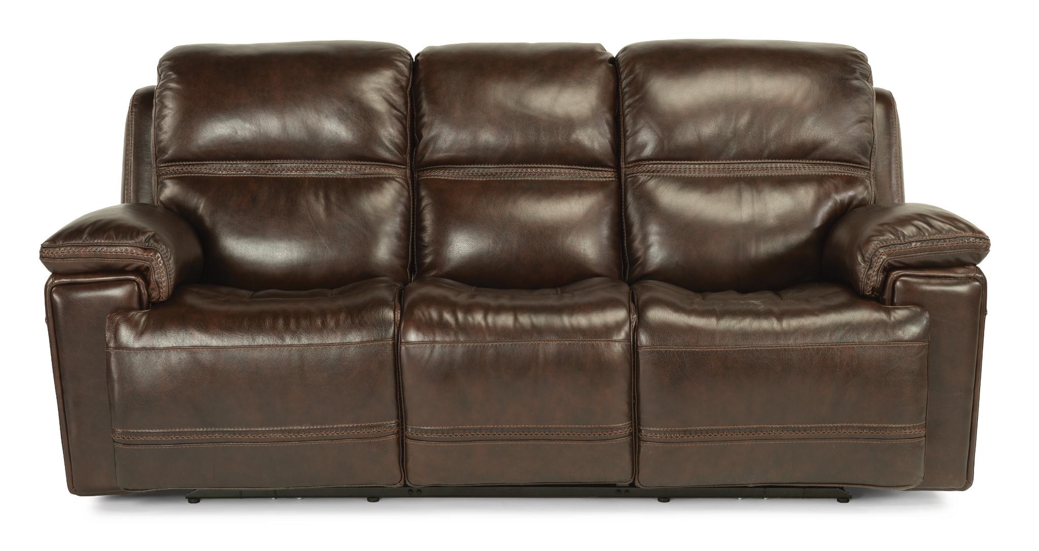 Flexsteel Fenwick Power Sofa Johnson Furniture Mattress