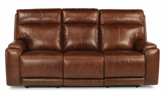 Flexsteel Sienna Power Headrest Sofa