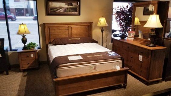 Durham Furniture Millcroft Clearance Bedroom