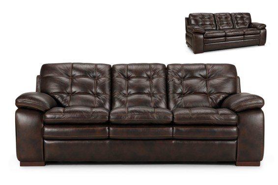 All Leather VL sofa