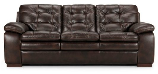 Diablo Leather Sofa
