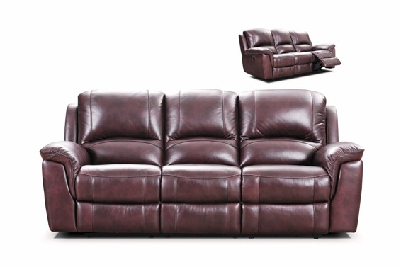 bella power reclining sofa