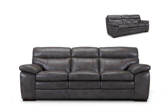 Telluride Leather Sofa