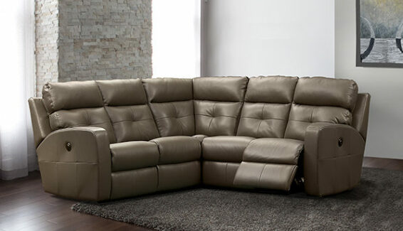 Chloe Power Reclining Sectional