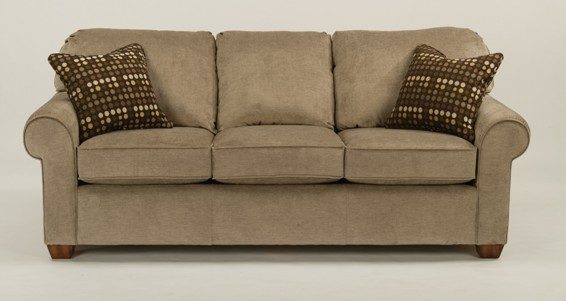 flexsteel thornton sofa