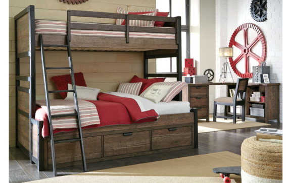 fulton bunk bed