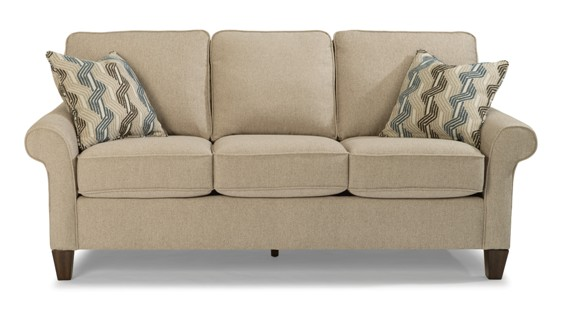 flexsteel westside sofa