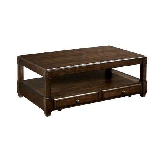 halsey coffee table