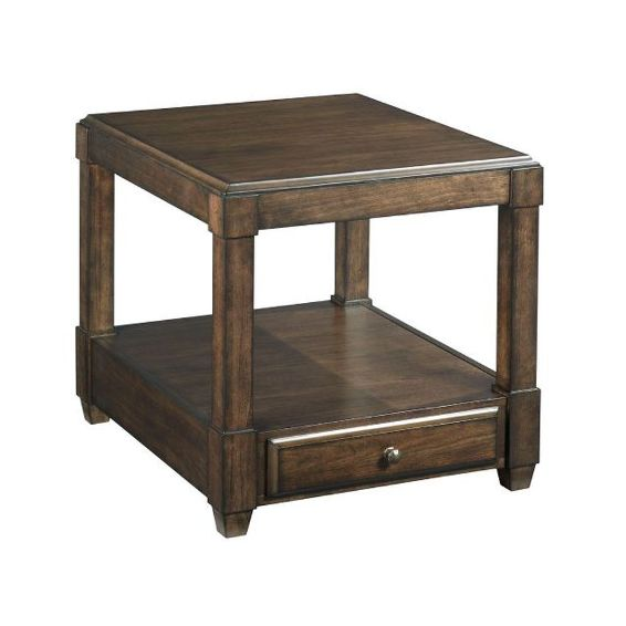 halsey end table