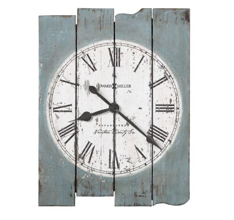 Howard Miller Mack Road Wall Clock