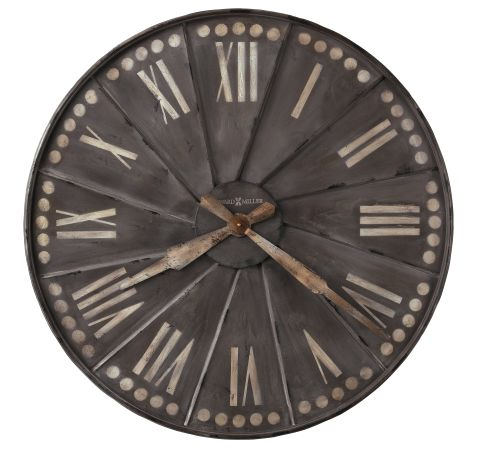 Howard Miller Stockard Wall Clock