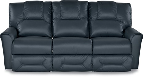 easton leather lazboy