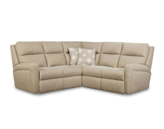 Metro Reclining Sectional