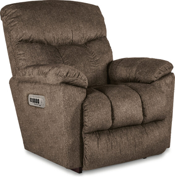 Lazboy Morrison Power Headrest and Lumbar Recliner
