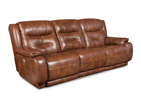 Crescent Power Reclining Sofa