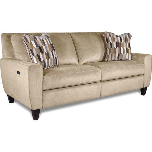 Lazboy Edie Duo Power Reclining Sofa Johnson Furniture