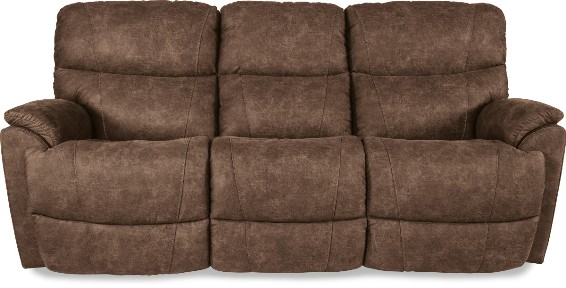 Lazboy Trouper Power Reclining Sofa