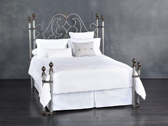 Wesley Allen Iron Bed Aberdeen