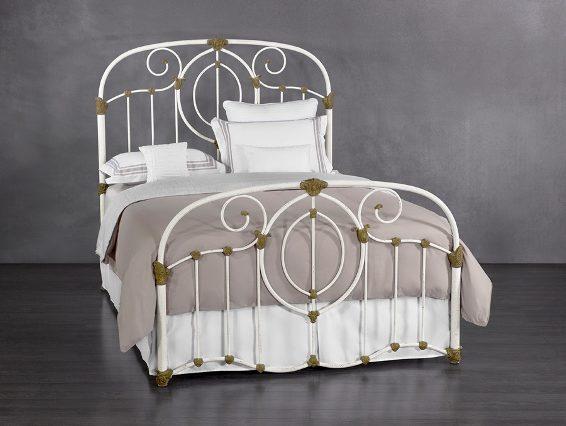 Wesley Allen Iron Bed Adair
