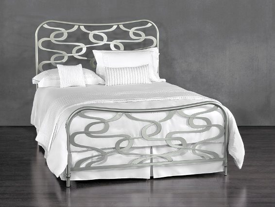 Wesley Allen Iron Bed Amalfi
