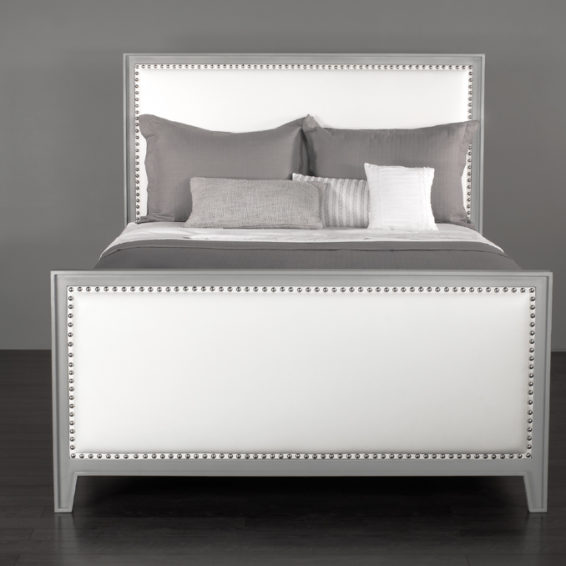 Wesley Allen Upholstered Bed Avery