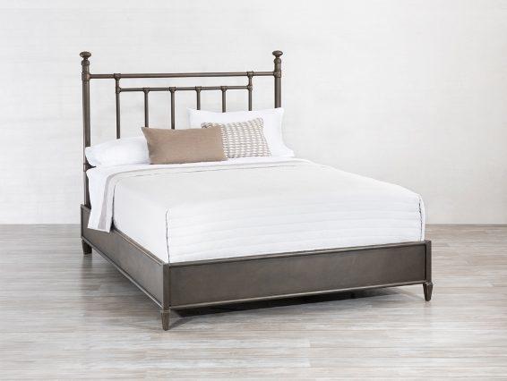 Wesley Allen Iron Bed Blake Surround