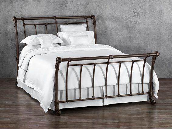 Wesley Allen Iron Bed Brookshire