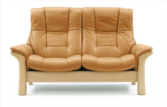 Stressless Buckingham 2S Loveseat High Back