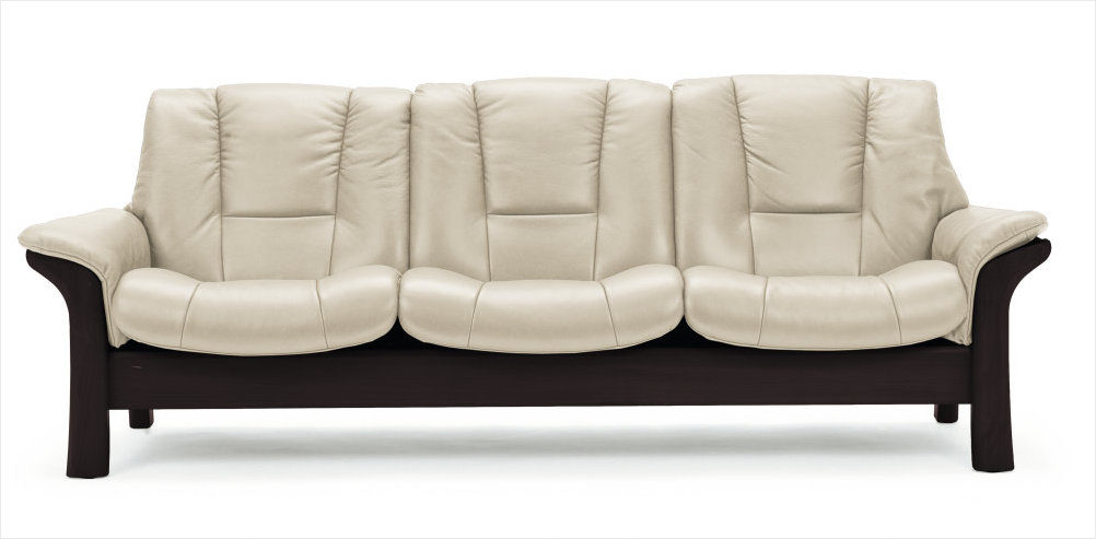 Stressless Buckingham 3S Sofa Low Back