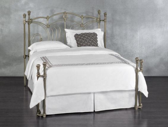 Wesley Allen Iron Bed Chelsea
