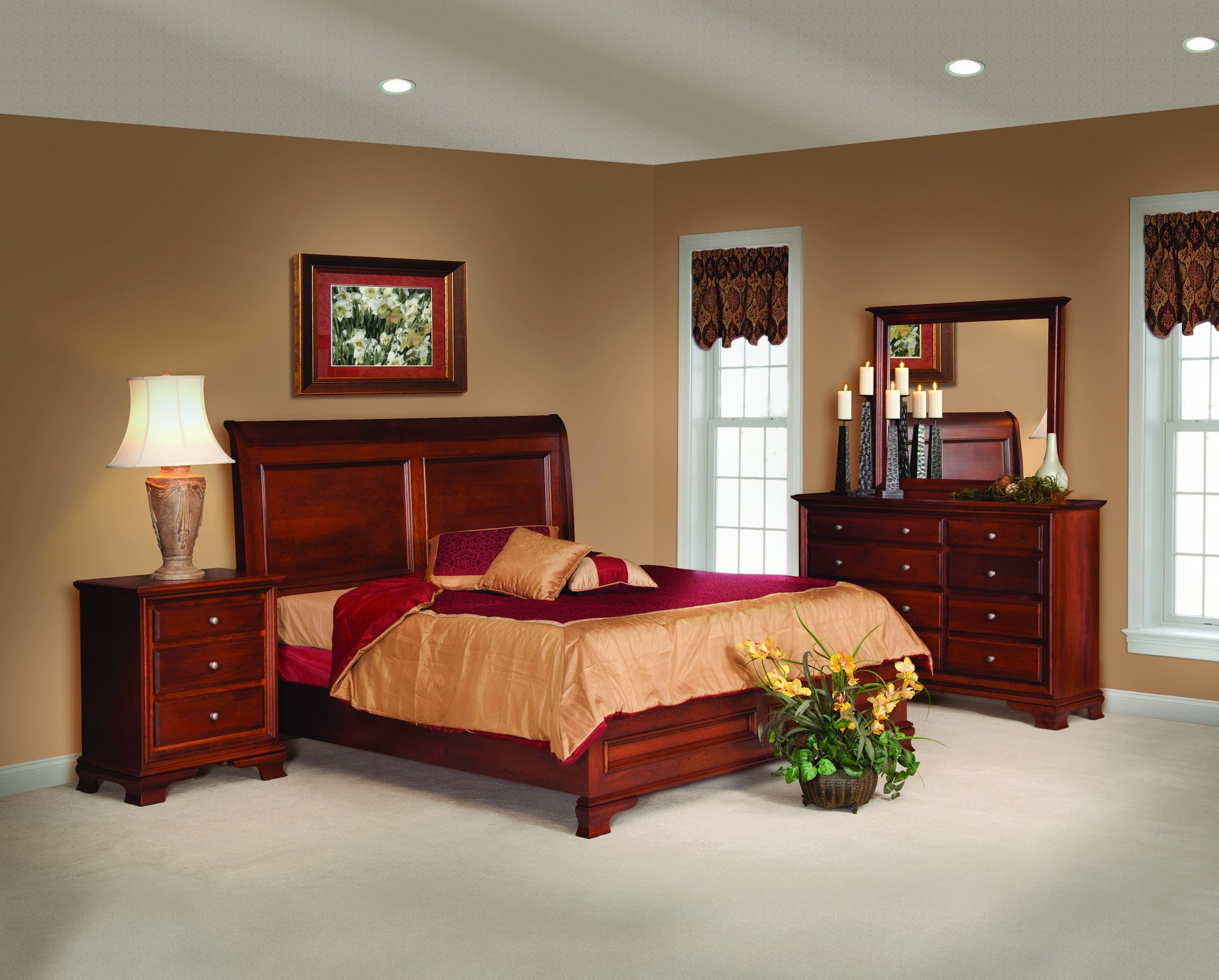Daniels Amish Classic Collection Off Sale Johnson Furniture - Daniel's amish bedroom furniture