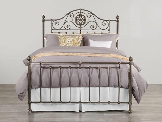 Wesley Allen Iron Bed Danbury