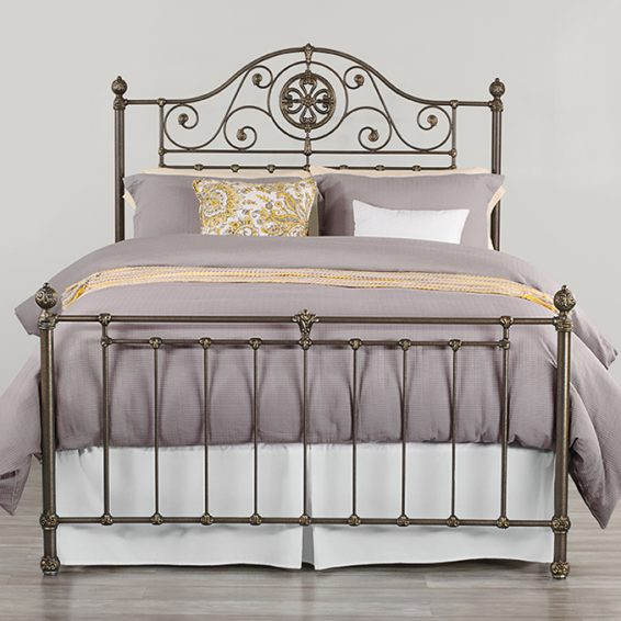 Wesley Allen Iron Bed Danbury