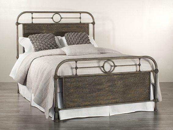 Wesley Allen Iron Bed Danville