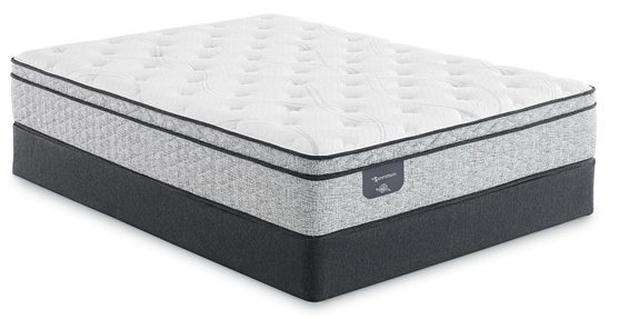 Mattress 1st Danville Eurotop King Mattress
