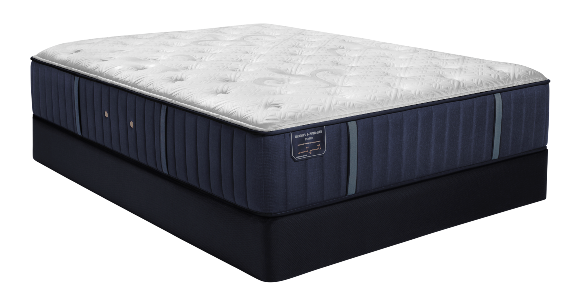 Stearns & Foster Hurston Firm King Mattress
