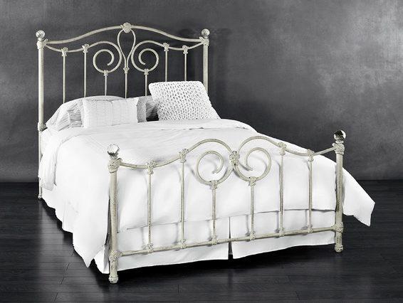 Wesley Allen Iron Bed Eldridge