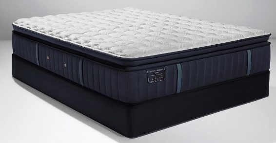 Stearns & Foster Hurston Pillowtop King Mattress