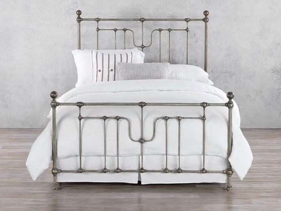 Wesley Allen Iron Bed Evanston