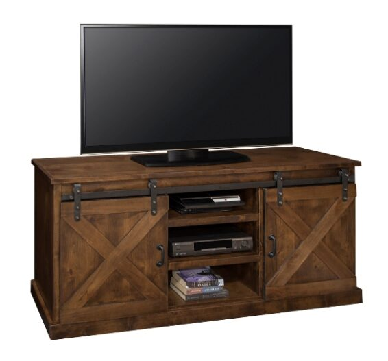 "legends farmhouse whiskey 66"" TV Console"