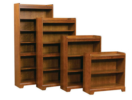Topaz Bookcase