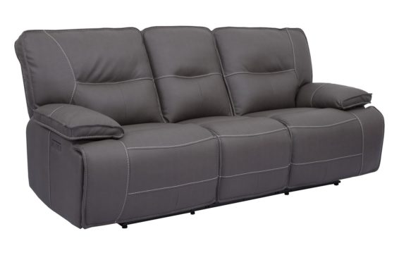 Haze Power Headrest Reclining Sofa