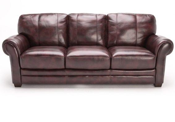 Dalton Leather Sofa