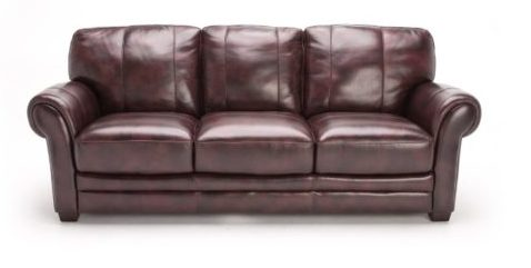 Dalton Leather Sofa