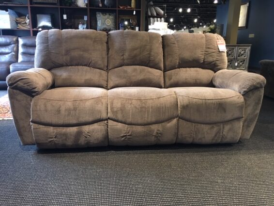 Clearance lazboy reclining sofa