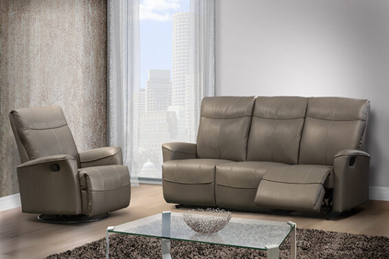 Lance Power Reclining Sofa