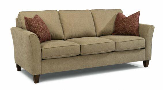 flexsteel libby sofa